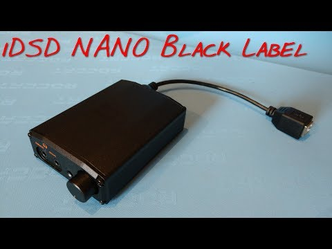 Z Review - ifi NANO iDSD BL (A THICC Portable)