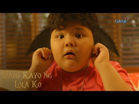 Daig Kayo Ng Lola Ko: Junior gets punished by Fairy Dog Mother