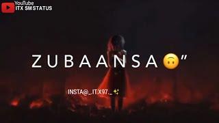 Kise Puchu Ki Aisa Kyun Bezubaan Broken Status / best Tiktok ringtone