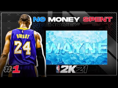 Opening Mamba Forever Edition packs🔥🔥🐍🐍- Ep.1 of No money spent Nba2k21 |