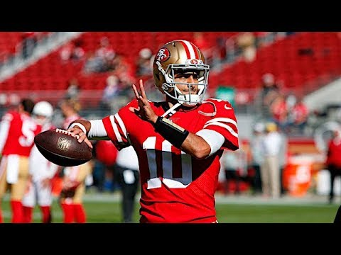 NBCS Bay Area's Ray Ratto on 2018 Expectations for 49ers & Jimmy Garoppolo | The Rich Eisen Show