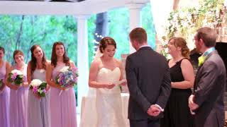 Alexa + Stephen | Feature Film | Mackey House Wedding Video