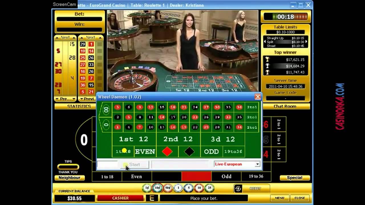 кто играл в казино eurogrand