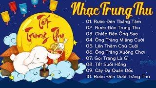Rước Đèn Trung Thu, Chiếc Đèn Ông Sao - LK Nhạc Trung Thu Remix Hay Nhất 2019 - Bé Hà Anh