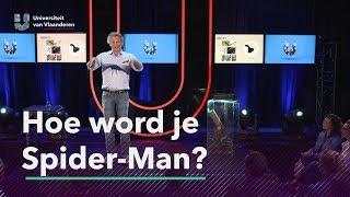 Hoe word je Spider-Man?