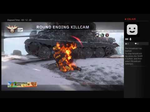 Bo3 Diamond sniper gameplay