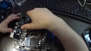 Немного про MSI 970a G43