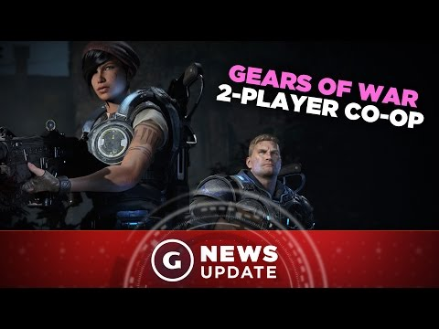 Gears of War 4 Scales Back Co-Op, Story Takes Place Over 24-Hour Period - GS News Update