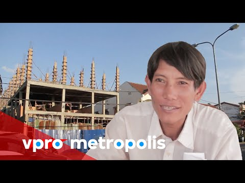 Living at a construction site in Laos - vpro Metropolis