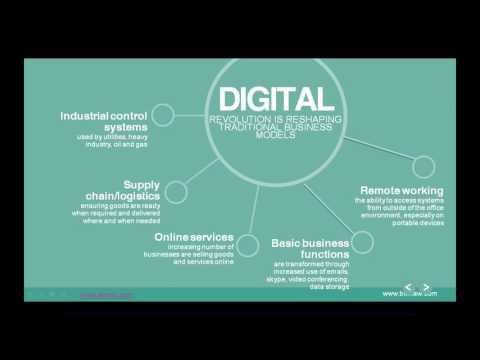 Webinar: Digital transformation, presented by BLM