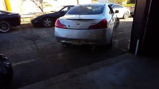 q60s fast intentions exhaust