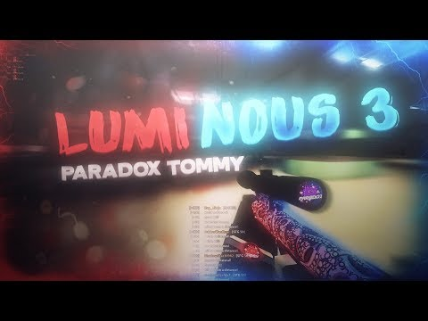LUMINOUS 3: A Phantom Forces Sniping Montage by Paradox Tommy and Paradox Rek
