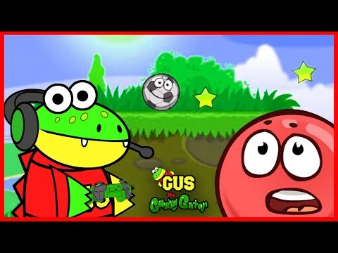 Let's Play Red Ball 4 ! Get the STARS!