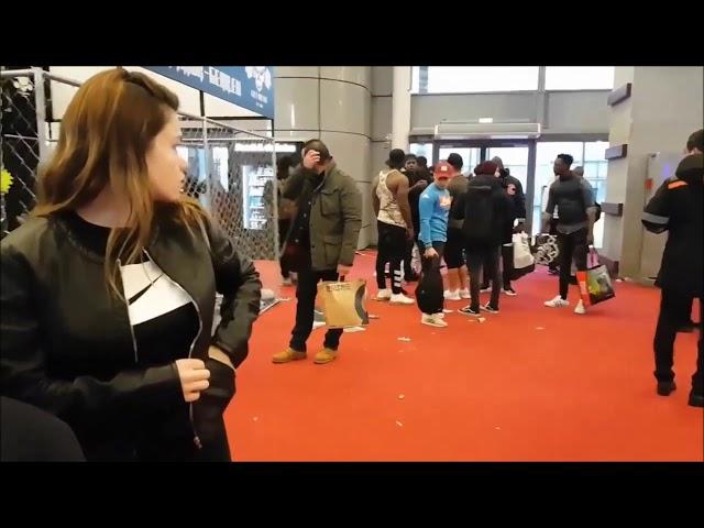 MARVEL FITNESS VS LE VIKING [salon du body fitness ]