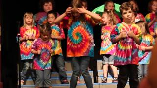 Tooty Ta Song - Kindergarten Program 2013