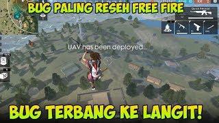 Bukan Cheat! BUG Terbang Ke Langit Pake Kaleng - Garena Free Fire Indonesia HD