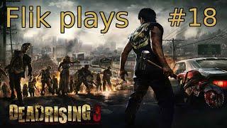 """Dead Rising 3 (PC) - Part #18 - """"Problems"""""""