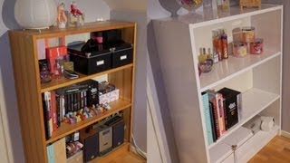 BOOKCASE REVAMPING