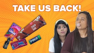Adults Try Their Childhood Candies | BuzzFeed India