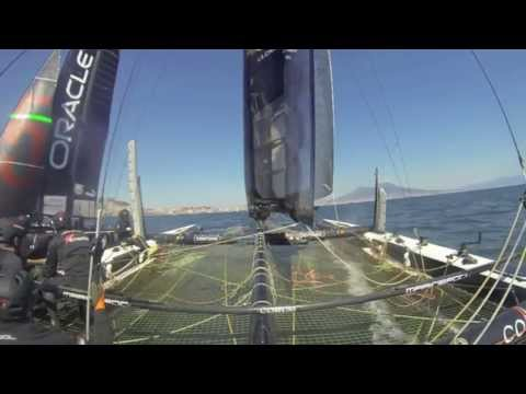 [FYT] Next World Energy training at Naples in AC45
