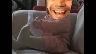 Io da neonato (salvo Casisa)