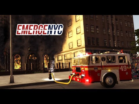 EmergeNYC: Responding To A Church Fire