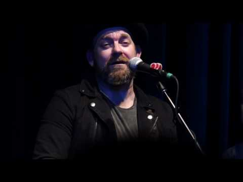 Kristian Bush of Sugarland - Thinking About Drinking for Christmas