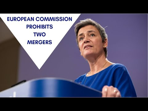 European Commission prohibits two mergers Mp3