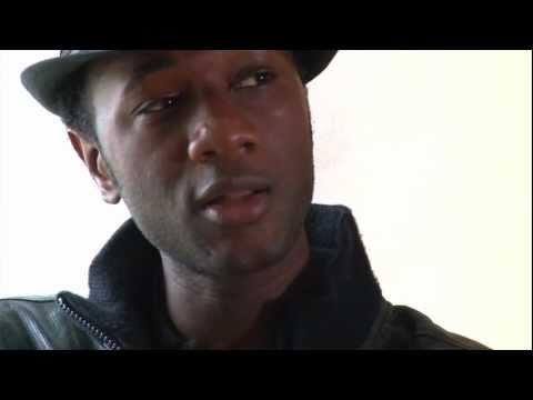 Rekorder: Aloe Blacc singt: