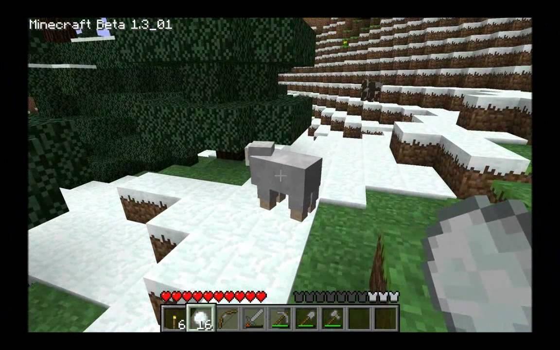 что едят овечки в майнкрафте #10