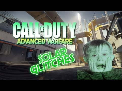 Call of Duty®: Advanced Warfare - Solar glitches !