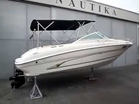 Sea Ray 260 Overnighter for sale by Pronautika