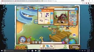 60 fuzzies please? for the egg juice!- animal jam LIVE