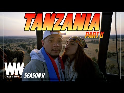 WAY'S WORLD SEASON 2 EP:1 TANZANIA (PART2)