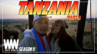 Видео WAY'S WORLD SEASON 2 EP:1 TANZANIA (PART2) от DaBoy Way, Танзания