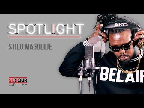 Spotlight On #Sefolosha With Stilo Magolide