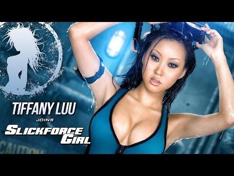 SlickforceGirl: Tiffany Luu as Diver Penny Park