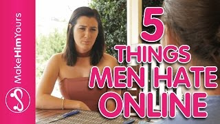 Online Dating Profile Writing Tips | Dating Hacks