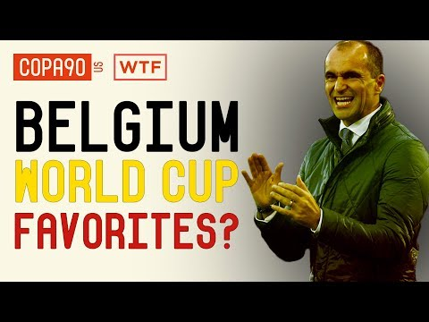 Are Belgium the Team to Beat at World Cup 2018? | Walk Talk Football with Roberto Martinez