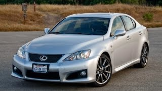 Обзор Lexus IS-F [3d Инструктор 2.2.7]