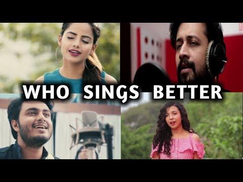 Who Sings Better: O Saathi (Atif Aslam, Raj Barman, Ritu Agarwal, Sonu Kakkar)