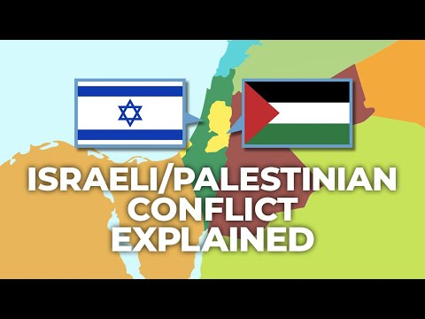 The Israeli-Palestinian conflict explained | CBC Kids News