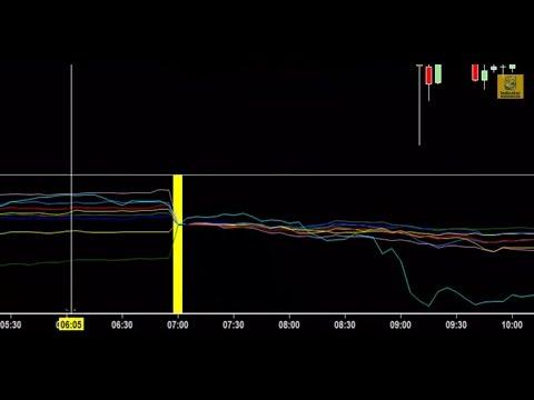 Percent Change NinjaTrader Indicator