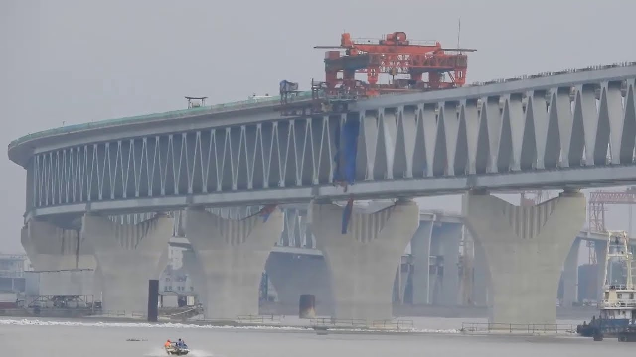 Padma Bridge|পদ্মা হয়ে উঠছে আগ্রাসী বাধাগ্রস্ত সেতুর কাজ|Padma Bridge Latest News
