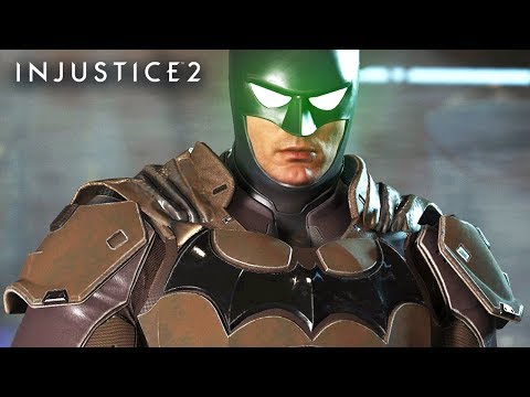 História do Batman (INJUSTICE 2)