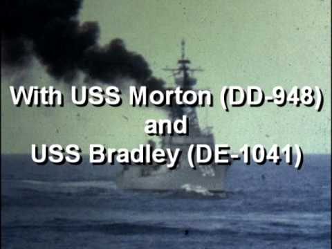 USN Destroyer Operations 1971 to 1973