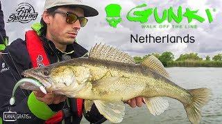 Gunki TV - Dutch Zander Fishing - Fish Spotting (French Subtitles)