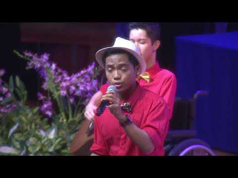 Temasek Polytechnic Staff Appreciation Day 2017 - Music Vox (Stolen Flowers) Performance