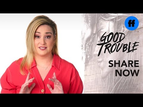 """Good Trouble X ATTN: Season 2 