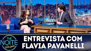 Baixar Entrevista com Flavia Pavanelli | The Noite (16/11/18)
